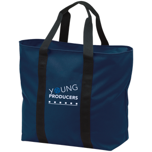 YOUNG PRODUCERS. All Purpose Tote Bag