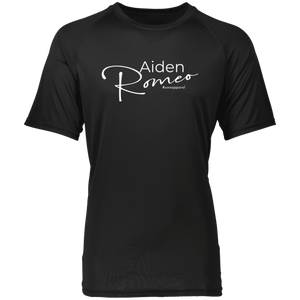 AIDEN ROMEO Raglan Sleeve Wicking Shirt (f/b)