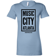 Load image into Gallery viewer, MUSIC CITY ATLANTA Ladies' Favorite T-Shirt