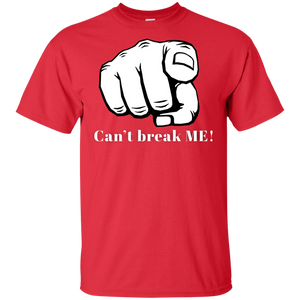 YOU CAN'T BREAK ME Youth Ultra Cotton T-Shirt