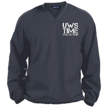 Load image into Gallery viewer, UWS TIME COLLECTION Pullover V-Neck Windshirt