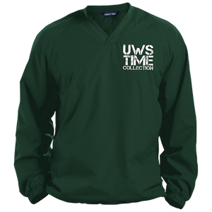 UWS TIME COLLECTION Pullover V-Neck Windshirt