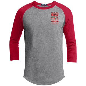 UWS TIME COLLECTION (ALL TIMES) Sport-Tek Sporty T-Shirt (RAGLAN)