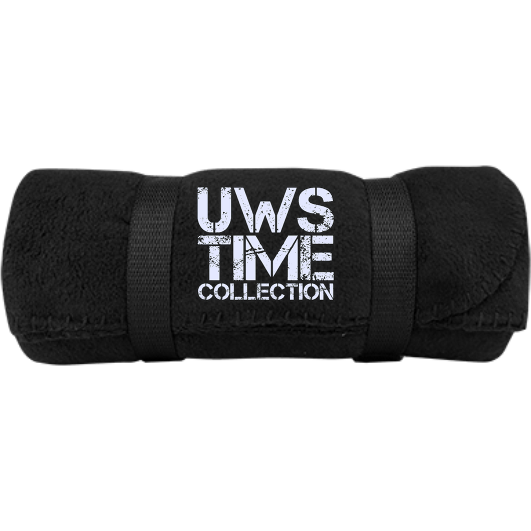 UWS TC Port & Co. Fleece Blanket