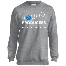 Load image into Gallery viewer, YOUNG PRODUCERS Youth Crewneck Sweatshirt