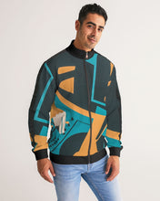 Load image into Gallery viewer, B.E Tour Paris Men's Stripe-Sleeve Track Jacket