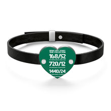 Load image into Gallery viewer, UWS TC Leather Bracelet