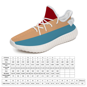 "UWS ""TRIBLEND"" Yeezy Boost 350 V2 Running Shoes"