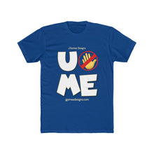 "Load image into Gallery viewer, ""U Can't 👀 Me"" Men's Cotton Crew Tee"
