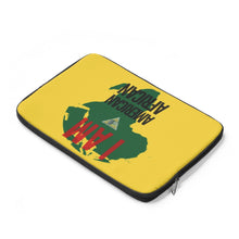 Load image into Gallery viewer, AMERICAN AFRICAN Laptop Sleeve
