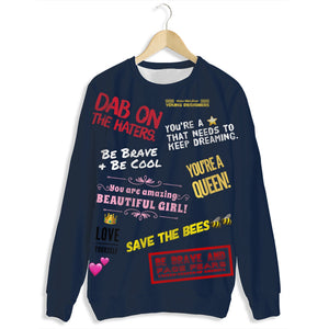 PS1 YD Slogan Sweatshirt