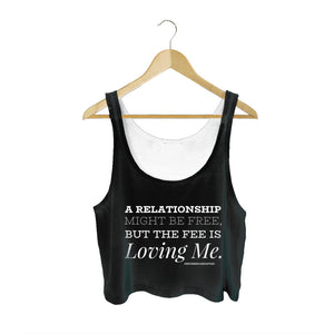 """...Loving Me"" Crop Top"
