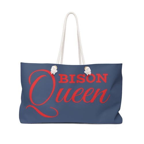 """BISON QUEEN"" Weekender Bag"