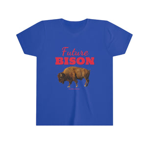 Future Bison Youth Short Sleeve Tee