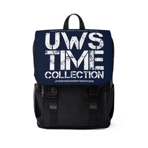 Time Collection Unisex Casual Shoulder Backpack