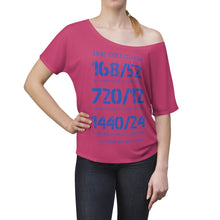 Load image into Gallery viewer, UWS TIME COLLECTION Women's Slouchy top
