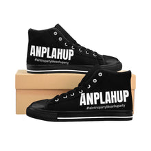 "Load image into Gallery viewer, ""ANPLAHUP"" Women's High-top Sneakers"