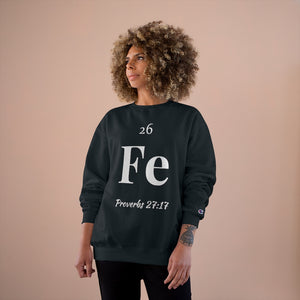 "26 ""Fe"" Champion Sweatshirt"