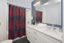 "Load image into Gallery viewer, ""ANPLAHUP"" Shower Curtains"