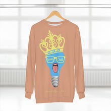 Load image into Gallery viewer, GC LE (Peach) AOP Unisex Sweatshirt