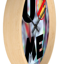 "Load image into Gallery viewer, ""U Can't 👀 Me Wall clock"