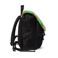"Load image into Gallery viewer, ""Burn It Down"" Unisex Casual Shoulder Backpack"