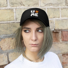 "Load image into Gallery viewer, ""U Can't 👀 Me"" Unisex Twill Hat"