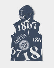 Load image into Gallery viewer, Mecca Certified 1867 Men's Premium Heavyweight Sleeveless Hoodie