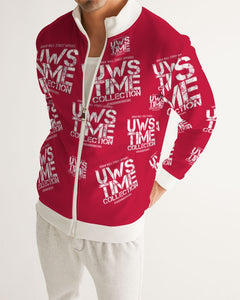 TIME COLLECTION Men's Track Jacket