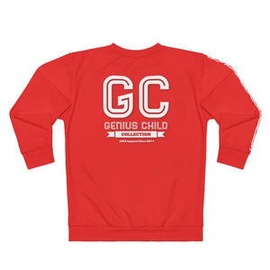 GC LE RED AOP Unisex Sweatshirt