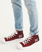 Load image into Gallery viewer, Genius Child HI TOP Men's Hightop Canvas Shoe