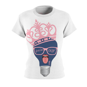 Genius Child Women's AOP Tee