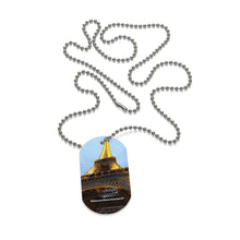 Load image into Gallery viewer, Eiffel Tour Dog Tag