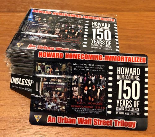 HOWARD HOMECOMING: IMMORTALIZED Trilogy (Film)