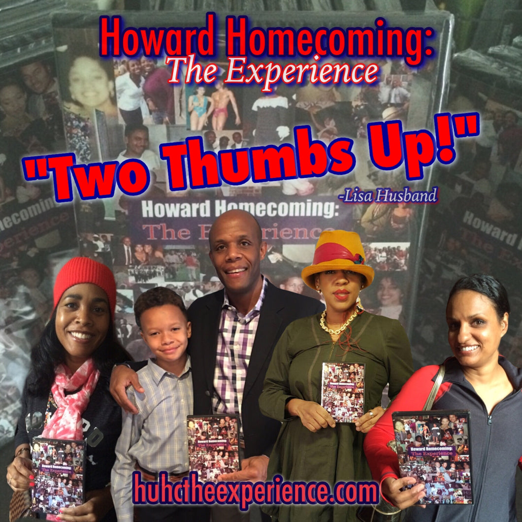 Howard Homecoming: The Experience (Film)