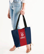 Load image into Gallery viewer, MECCA CERTIFIED  Canvas Zip Tote
