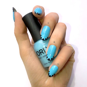 #ORLYManiFest - Nail Art by Holly Falcone