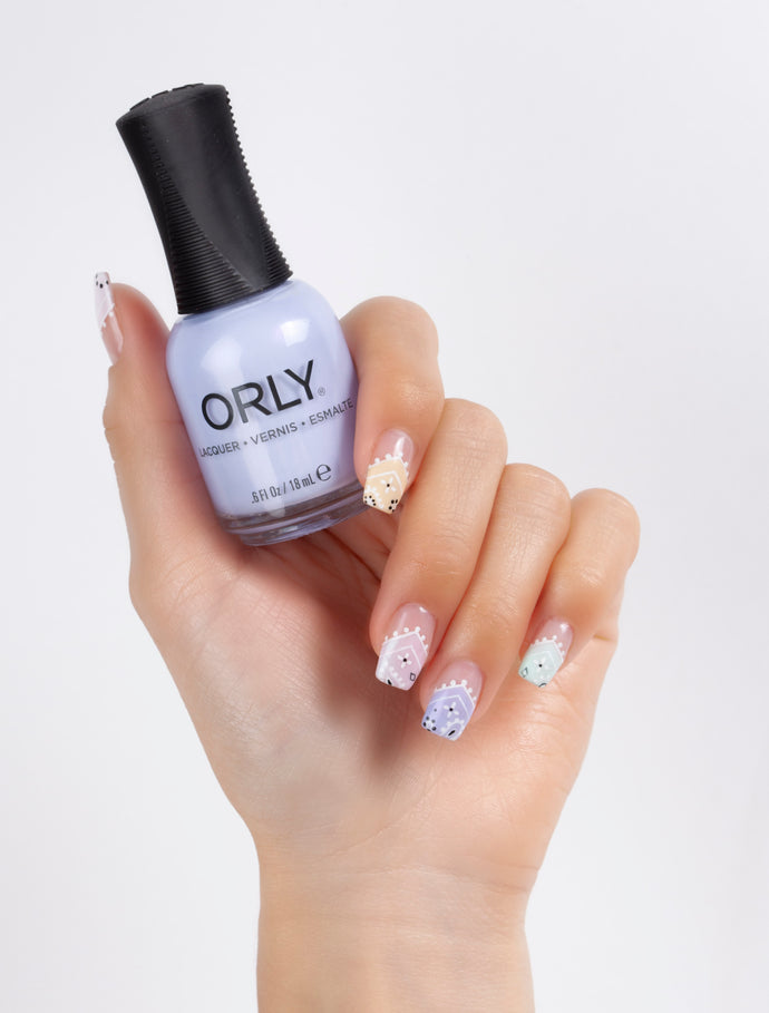 #ORLYManiFest - Nail Art by Kim Truong