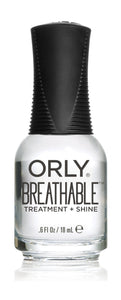 Treatment + Shine - ORLY Breathable Treatment + Color