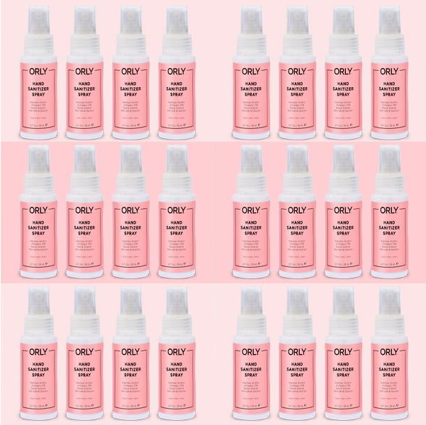 24 pc Hand Sanitizer Spray 2oz Bundle