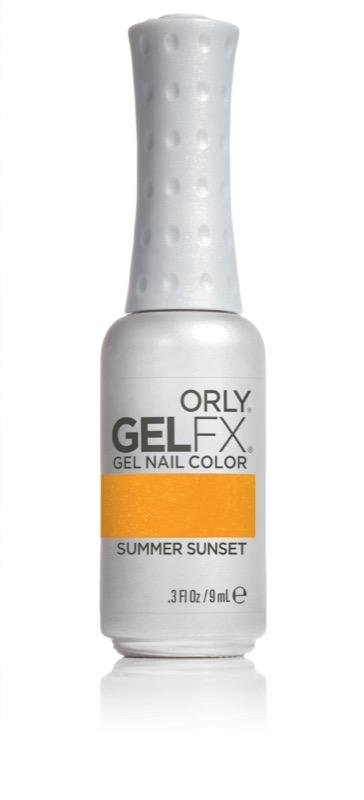GELFX SUMMER SUNSET - ORLY Gel Color