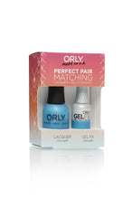 Perfect Pair Lacquer & GELFX - Skinny Dip - ORLY Gel + Lacquer Perfect Pairs