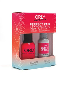 Perfect Pair Lacquer & Gel Nail Color - No Regrets