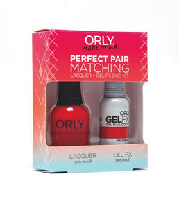 Perfect Pair Lacquer & Gel Nail Color - Ma Cherie