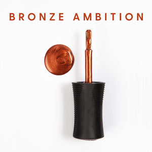 Bronze Ambition - ORLY Breathable Treatment + Color