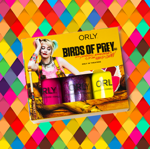 Birds of Prey Limited Edition Kit