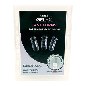 ORLY Gel Fast Forms 120pc kit
