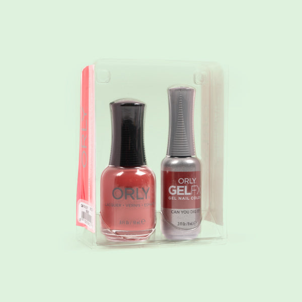 Perfect Pair Lacquer + Gels: Can You Dig It?