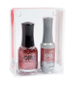Perfect Pair Lacquer & Gel Nail Color - Frost Smitten