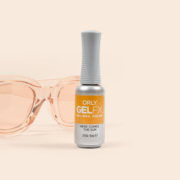 Here Comes The Sun - Gel Nail Color